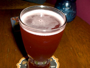 six river raspberry lambic