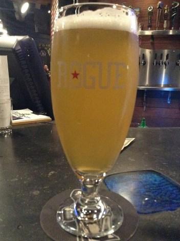 Pilot's Pale ale