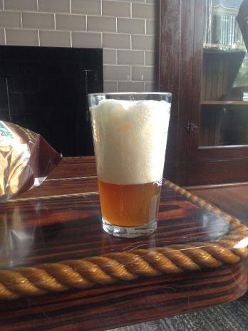 Q&D pale ale