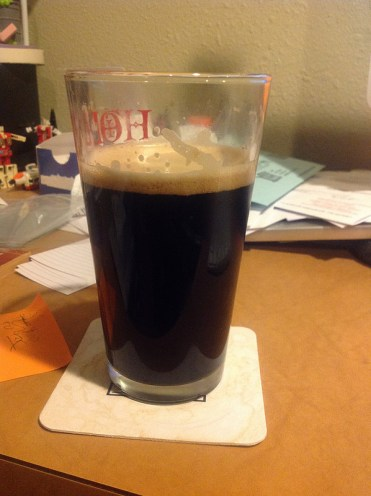 Devil's Mother Milk Stout