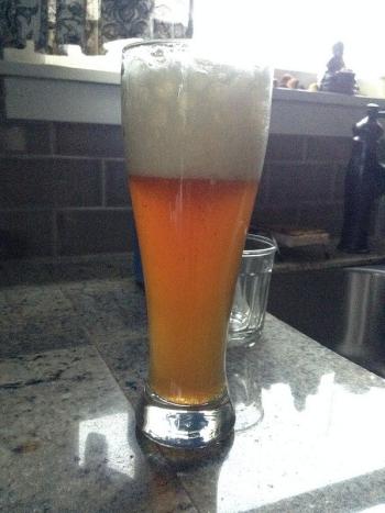 pale blue dream ale