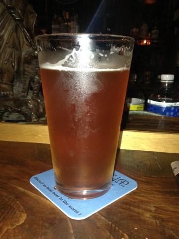 Ninkasi Dawn of the Red ale