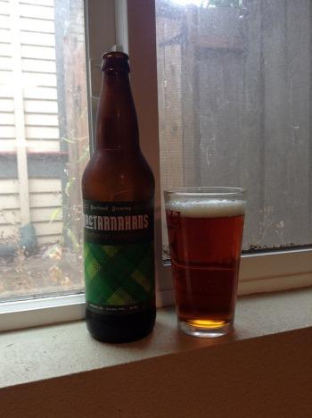 Portland Brewing MacTarnahan's ale