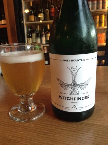 Holy Mountain Witchfinder saison