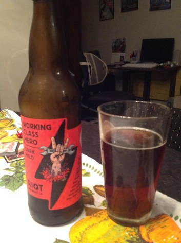 Riot-Working Class Hero dark mild