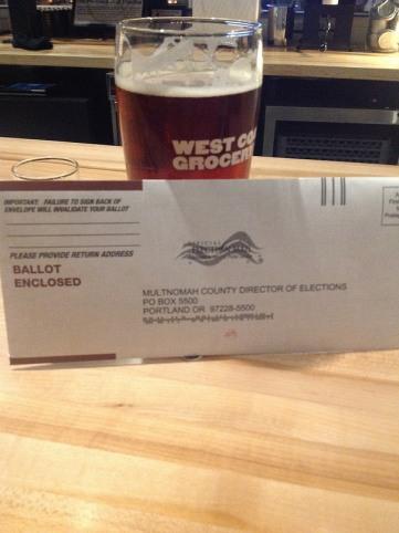 WCG ESB and ballot