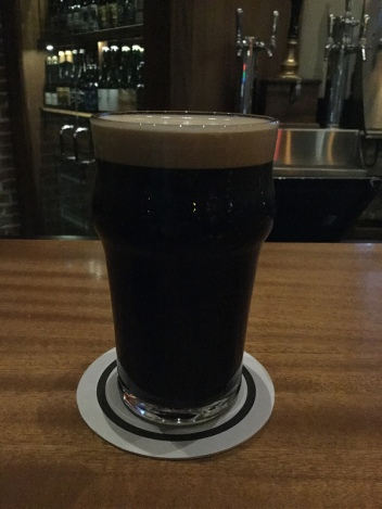 Gigantic/Bailey's hausbier stout