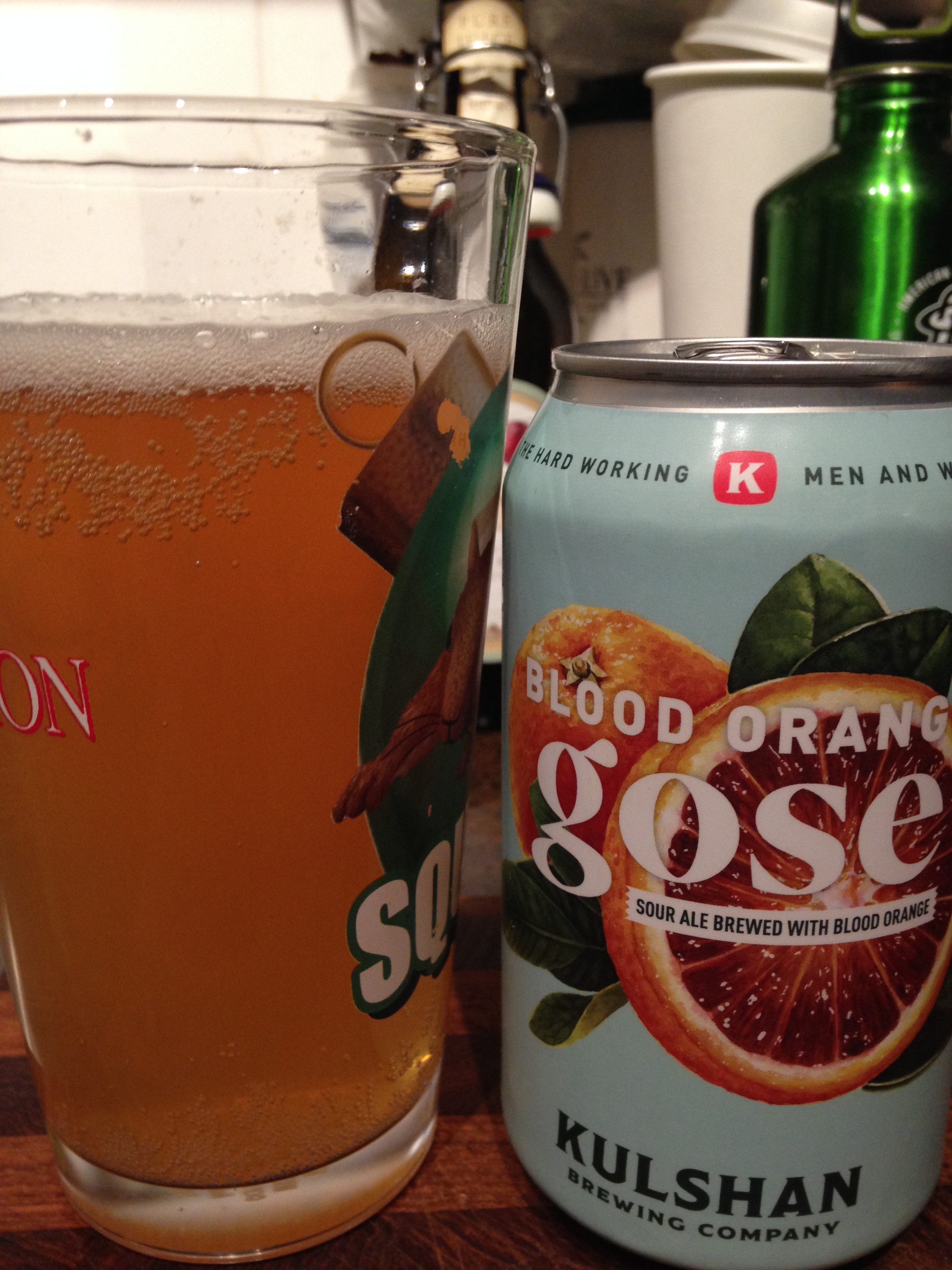 Kulshan Gose ale