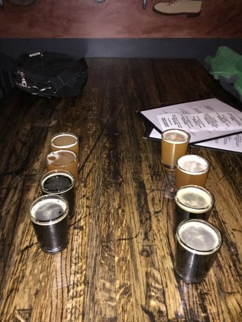 Assembly Brewing sampler