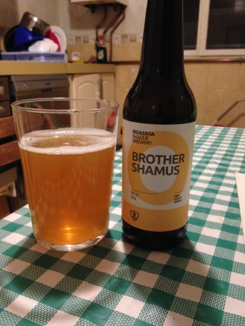 Brother Shamus ale