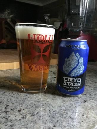 Hop Valley Cryo Stash IIPA