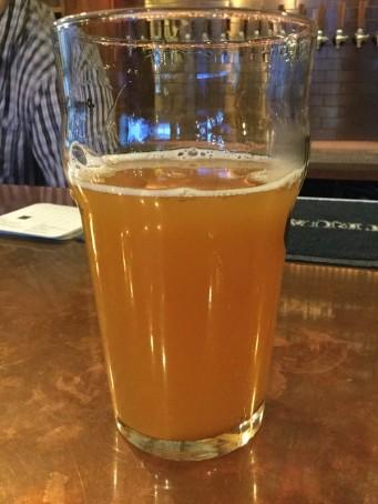 Peach Pilot ale