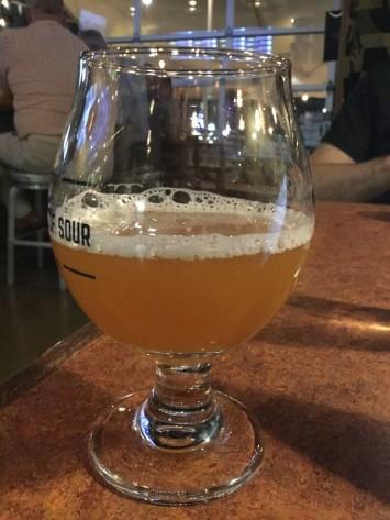 Honecot ale at Cascade barrel house