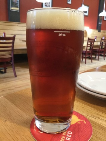 Free Range Red ale