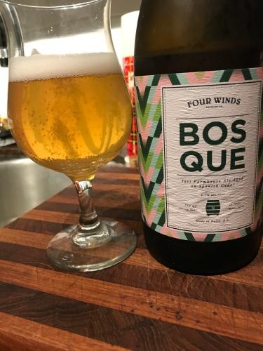 Four Winds Bosque Ale