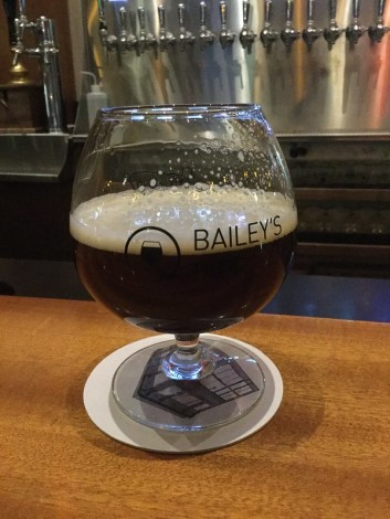 Breakside French Quarter barleywine