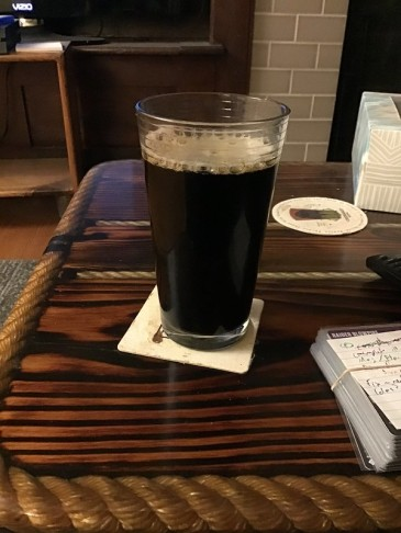 Devil's Mother imperial milk stout