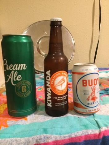 cream ale collection