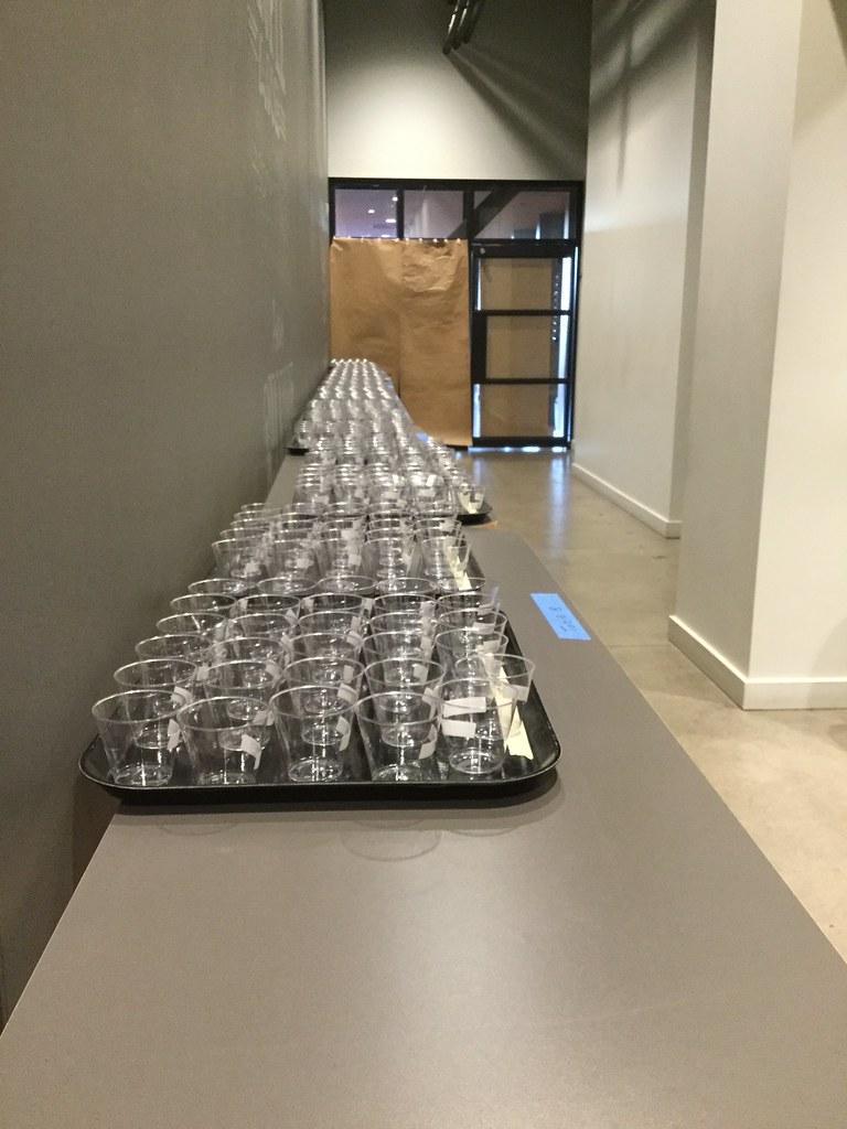 OBA serving trays