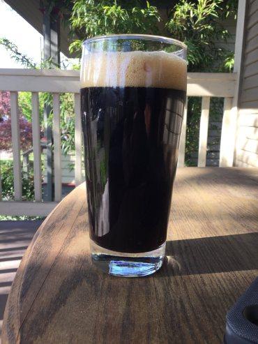 Culmination Baltic porter