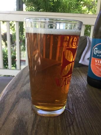 Chuckanut Vienna lager