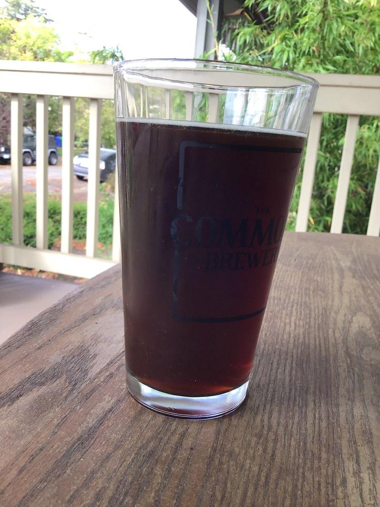 Firestone Walker barleywine ale